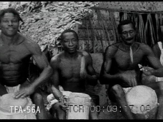 Dutch Guiana – Land of the Djuka 1933