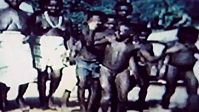 Suriname Maroons PAHO/WHO, OPS/OMS 1962